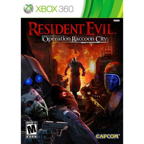 Capcom 33038 Resident Evil: Operation Raccoon City for XBOX360