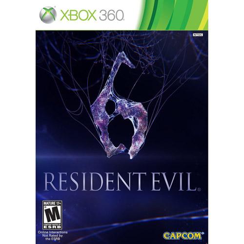 Capcom Capcom Resident Evil 6 for Xbox 360