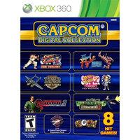 Capcom Digital Collection Xbox 360 Game CAPCOM