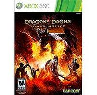 Capcom 33074 Dragons Dogma Dark Arisen X360