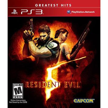 Capcom 34008 Resident Evil 5 - Ps3 (ps3cap34008)