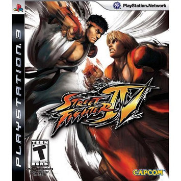 Capcom USA Street Fighter IV GH (Playstation 3)