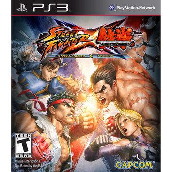 Capcom Street Fighter X Tekken (Playstation 3)