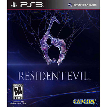 Capcom 34047 Resident Evil 6 for Playstation 3