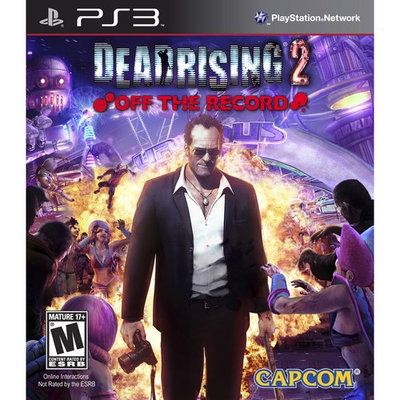 Dead Rising 2: Off the Record Playstation3 Game CAPCOM