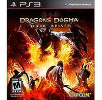 Capcom 34073 Dragons Dogma Dark Arisen Ps3