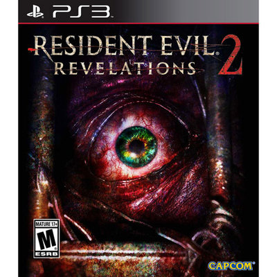 Capcom Resident Evil: Revelations 2 - Playstation 3