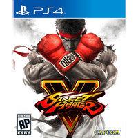 Capcom Street Fighter V - Playstation 4