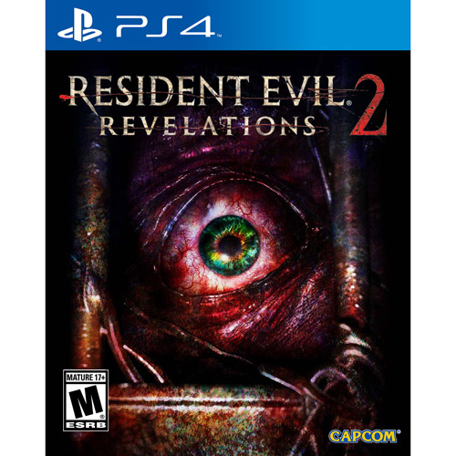 Capcom Resident Evil: Revelations 2 - Playstation 4