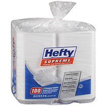 Hefty Hinged Lid Containers - 9