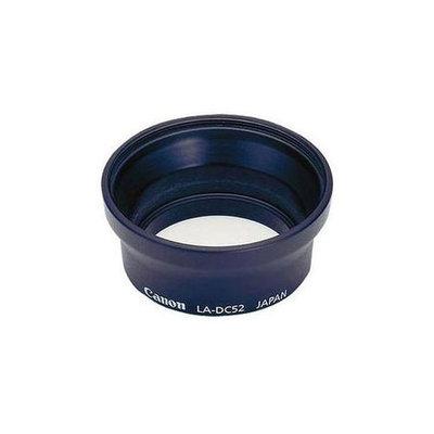 Canon La-dc52b Conversion Lens Adapter - 52mm - Black (7637a001)