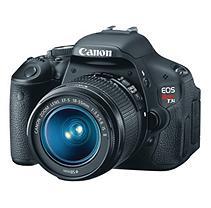 Canon EOS Rebel T3i Digital SLR 18-55mm Lens Camera
