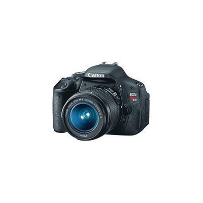 Canon EOS Rebel T3i Digital SLR 18-55mm Lens Camera