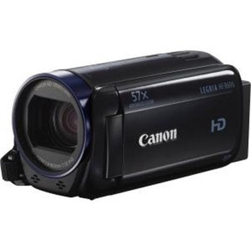 Canon - Vixia Hf R600 Hd Flash Memory Camcorder - Black