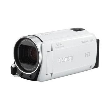 Canon Vixia HF R600 1080p HD Video Camcorder (White)