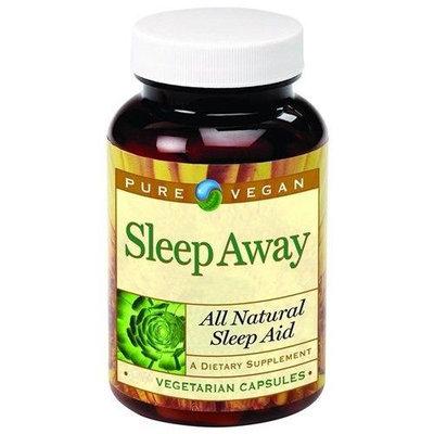 Pure Vegan Sleep Away 120 Vegetarian Capsules