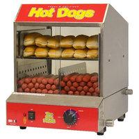 Benchmark USA 60048 Dogpound Hotdog Steamer/Merchandiser