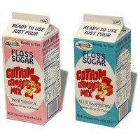 Benchmark USA 82003 Cotton Candy Sugar Floss - Cherry