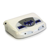 Dual Detox Foot Bath Machine Professional Spa Ionic + 2 Round Arrays