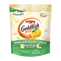 Pepperidge Farm® Goldfish® Organic Wheat Baked Parmesan Snack Crackers