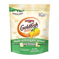 Pepperidge Farm® Goldfish® Organic Wheat Baked Parmesan Snack Crackers