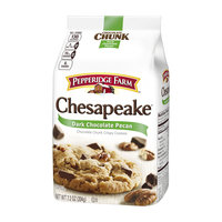 Pepperidge Farm® Chesapeake Dark Chocolate Pecan Chocolate Chunk Crispy Cookies