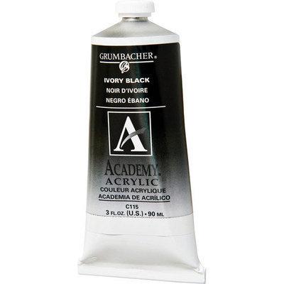 Alvin & Company Alvin GBC034B Acrylic Paint Cadmium Yel Med 90ml