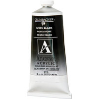 Alvin & Company Alvin GBC134B Acrylic Paint Mars Black 90ml