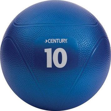 Century Vinyl Black Medicine Ball (15 LB)