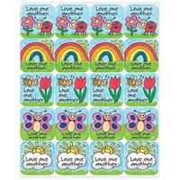 Teacher Created Resources 7002 Childrens Ten Commandments Stickers
