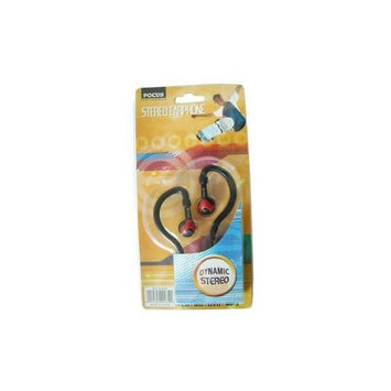 Ddi Focus Brand Stereo Earphones (Pack of 144)