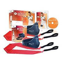 Electronic Arts EA Sports Active Bundle with 2 Workout Kits - Wii