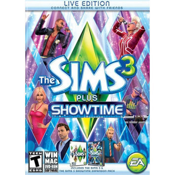 Electronic Arts 16969 The Sims 3 Plus Showtime PC