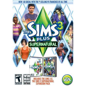 Electronic Arts 16977 Sims 3 Plus Supernatural Pc