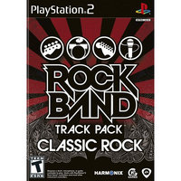 Electronic Arts Rock Band Track Pack: Classic Rock - PS2