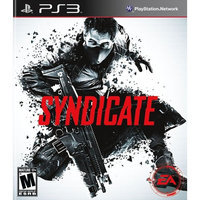 Electronic Arts Gaming Software 19230 EA Syndicate - PS3