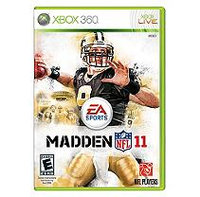 Electronic Arts 19357 Madden NFL 11 X360