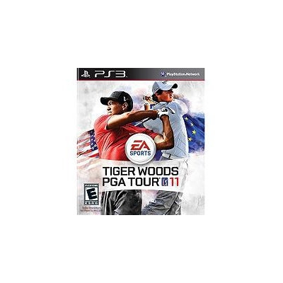 Electronic Arts 19362 Tiger Woods Pga Tour 11 Ps3