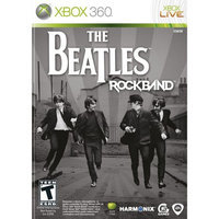 Xbox 360 - The Beatles: Rock Band (game only)