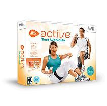 Electronic Arts EA Sports Active - More Workouts (works with Balance Board)