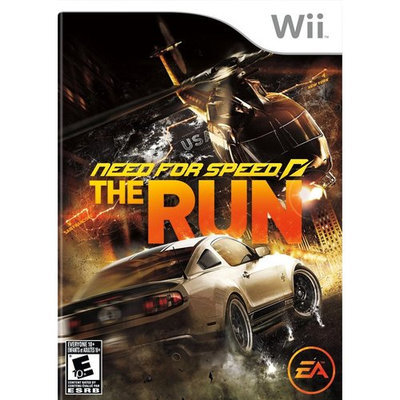 Electronic Arts Need for Speed: The Run - ELECTRONIC ARTS
