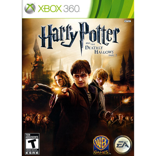 Harry Potter & The Deathly Hallows - Part 2 XB360 by XB360