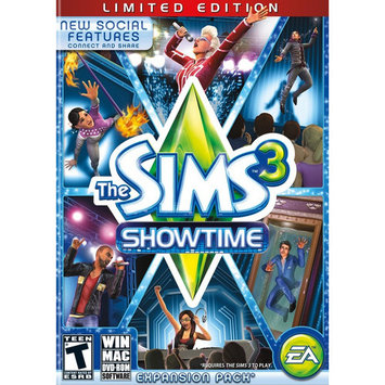 Electronic Arts 19690 The Sims 3 Showtime Pc
