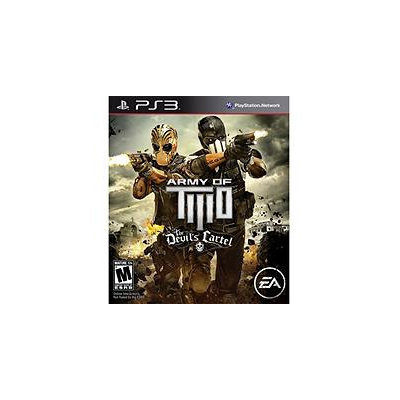 Electronic Arts Army of 2 Devils Cartel PS3