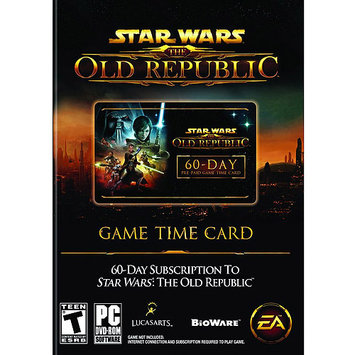 Electronic Arts Star Wars The Old Republic Pre-paid Time Card