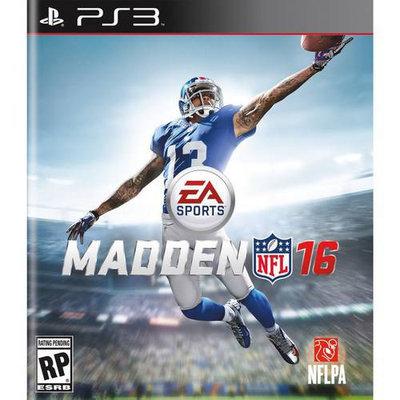 Ea Sports Madden Nfl 16 - Playstation 3