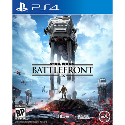Electronic Arts PS4 - Star Wars Battlefront
