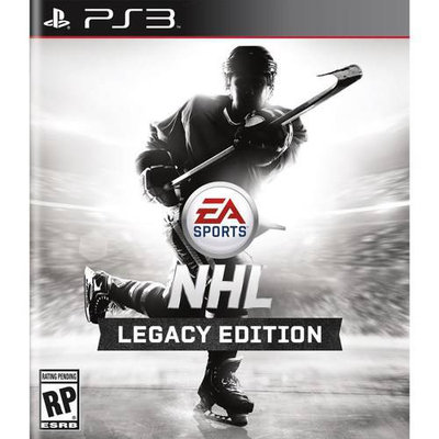 Ea Sports Nhl Legacy Edition - Playstation 3