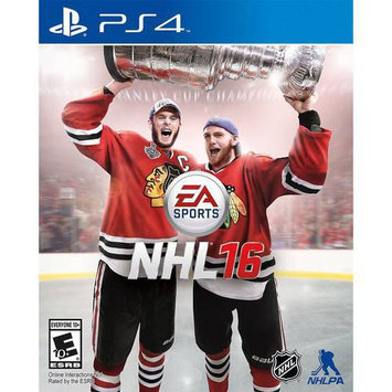 Ea Sports Nhl 16 - Playstation 4