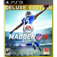Ea Sports Madden Nfl 16 Deluxe Edition - Playstation 3